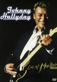 Cover Johnny Hallyday - Live At Montreux 1988 [DVD]